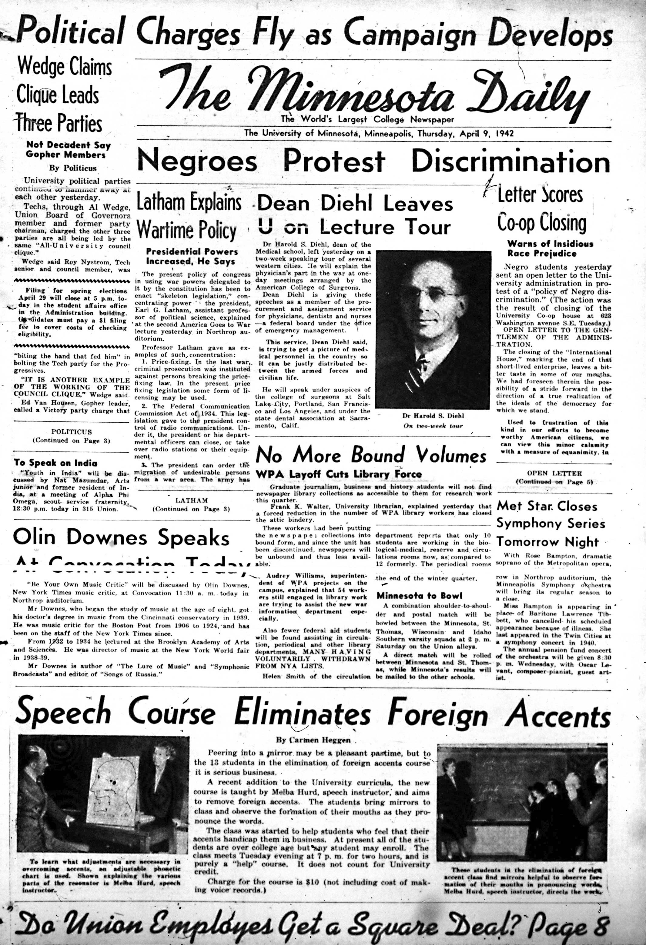 Segregated Student Housing and the Activists Who Defeated It : A ...